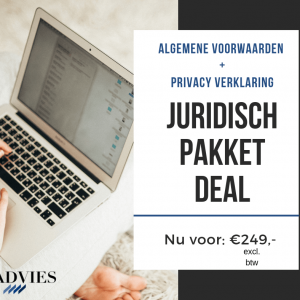 Juridisch pakket deal