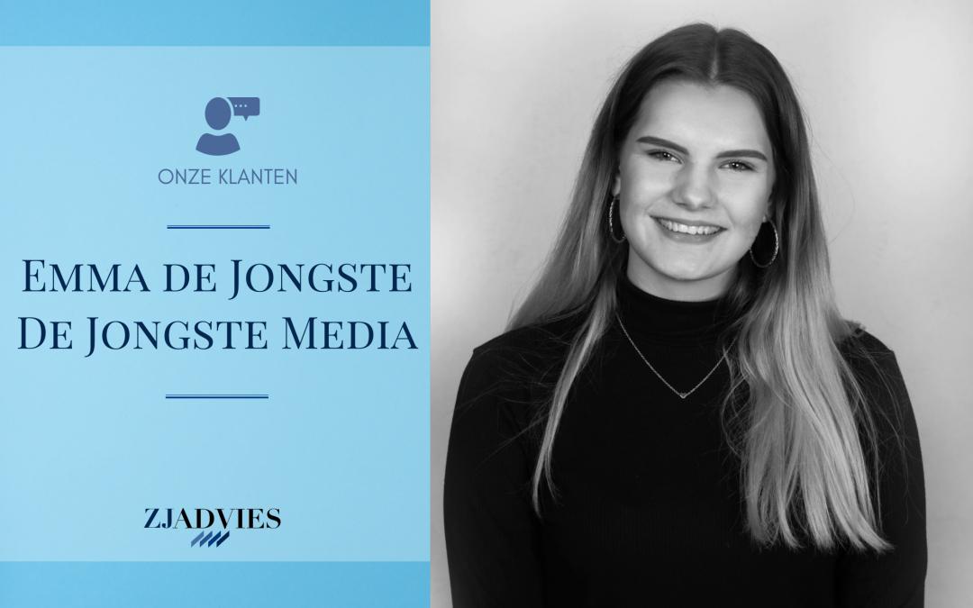 Onze klanten: de Jongste Media